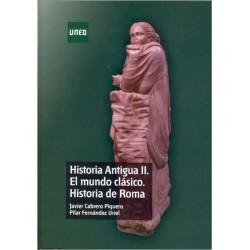 Historia antigua universal II. El mundo griego