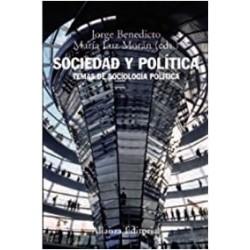 Sociedad y política. Temas de socilogía política