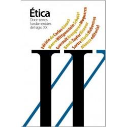 Ética. Doce textos fundamentales del siglo XX