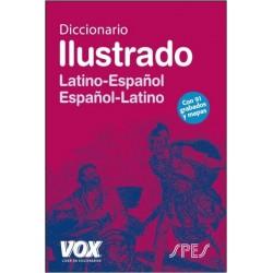 Diccionario ilustrado Latín Español