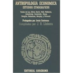 Antropología económica. Estudios etnográficos