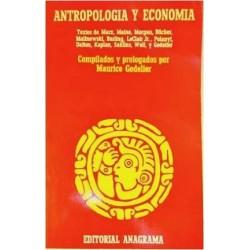 Antropología y economía