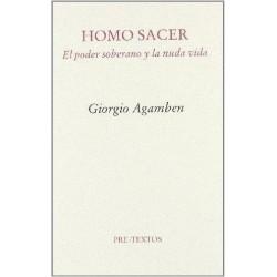 Homo sacer (I): el poder soberano y la vida nuda