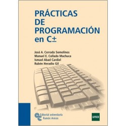 Prácticas de programación en C+/-