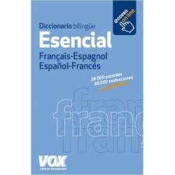 Diccionario bilingüe esencial Francés