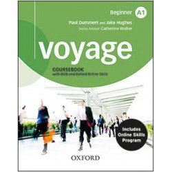 Voyage A1  Student's book+workbook+practice pack with key