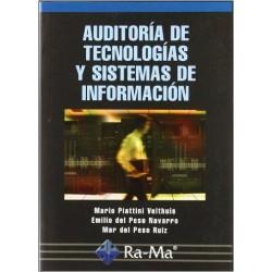 Auditoría de tecnologías y...