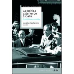 La política exterior de España de 1800 hasta hoy