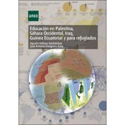 Educación en Palestina Iraq Sáhara occidental Guinea ecuatorial y para refugiados