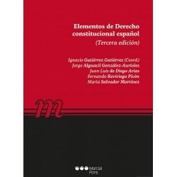 Elementos de derecho constitucional español