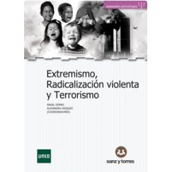 Extremismo, radicalización violenta y terrorismo