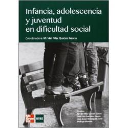 Infancia adolescencia y juventud en dificultad social