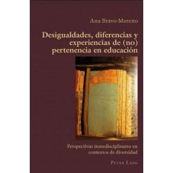 Desigualdades diferencias y experiencias de (no) pertenencia en educación