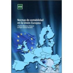 Normas de contabilidad en la Unión europea