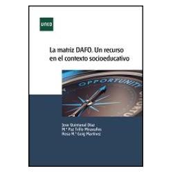 La matriz DAFO. Un recurso...