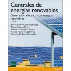Centrales de energías renovables. Generación eléctrica con energías renovables