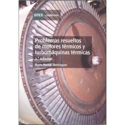 Problemas resueltos de motores térmicos y turbomáquinas térmicas