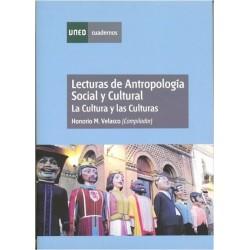 Lecturas de antropología social y cultural