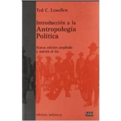Introducción a la antropología política