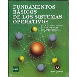 Fundamentos básicos de los sistemas operativos