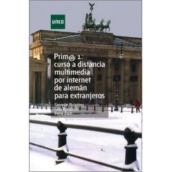 Prim@1 Curso a distancia multimedia por internet de alemán para extranjeros