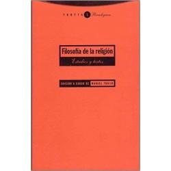 Filosofía de la religión. Estudios y textos