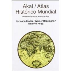 Atlas histórico mundial de los orígenes a nuestros días