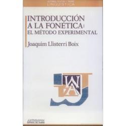 Introducción a la fonética. El método experimental