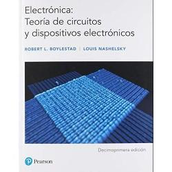 Electrónica. Teoría de circuitos y dispositivos electrónicos
