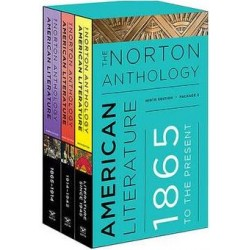The Norton anthology of American literature 2 (C-D-E) 1865 to the present