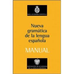 Nueva gramática de la lengua española: manual