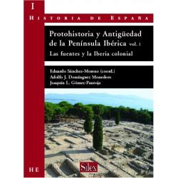 Protohistoria y antigüedad de la Península Ibérica Vol.I