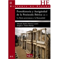 Protohistoria y antigüedad de la Península Ibérica. Vol.II