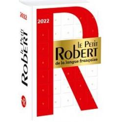 Le Petit Robert 2022