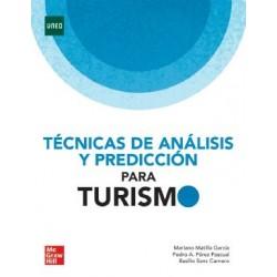 Técnicas de análisis y predicción para turismo