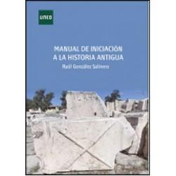 Manual de iniciación a la historia antigua