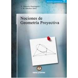 Nociones de geometría proyectiva