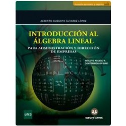 Introducción al álgebra lineal para administración y dirección de empresas
