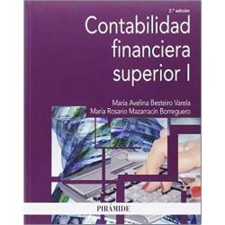 Contabilidad financiera superior Orientaciones esquemas y ejercicios