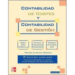 Contabilidad de costes y contabilidad de gestión Vol.2