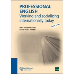Professional english. Working and socializing internationally today