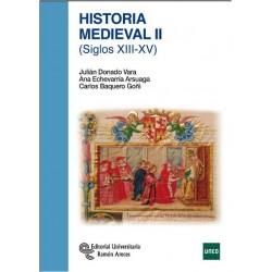 Historia medieval II. Siglos XIII-XV