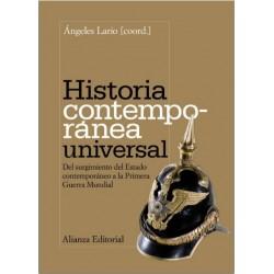 Historia contemporánea universal. Del surgimiento del Estado contemporáneo a la 1ª Guerra Mundial