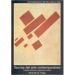 Teorías del arte contemporáneo. Fuentes artísiticas y opiniones críticas