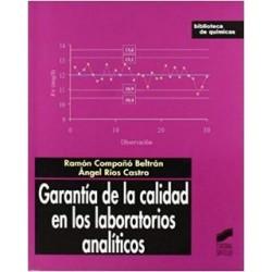 Garantía de calidad en los laboratorios analíticos