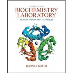 Biochemistry laboratory. Modern theory and techniques