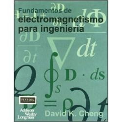 Fundamentos de electromagnetismo para ingeniería