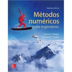 Métodos numéricos para ingenieros