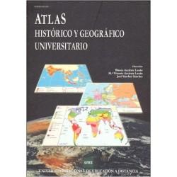 Atlas histórico y geográfico universitario