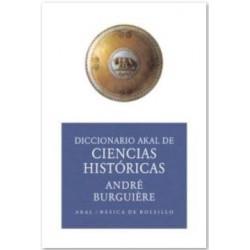 Diccionario Akal de ciencias históricas